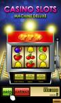 Casino Slots Machine Deluxe screenshot 2/5
