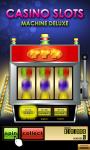 Casino Slots Machine Deluxe screenshot 3/5