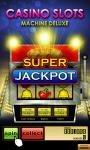 Casino Slots Machine Deluxe screenshot 4/5