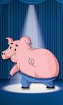 Dancing Pig Live Wallpaper screenshot 2/2