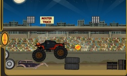 Monster Truck Race screenshot 2/2