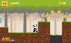 Running Panda screenshot 3/6