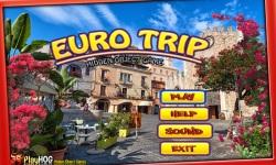 Free Hidden Object Game - Euro Trip screenshot 1/4