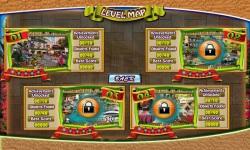 Free Hidden Object Game - Euro Trip screenshot 2/4