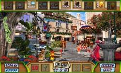 Free Hidden Object Game - Euro Trip screenshot 3/4