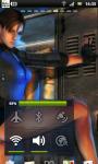 Resident Evil Live Wallpaper 4 screenshot 3/3