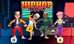 Hip Hop Fashion Stars Dress Up screenshot 5/5