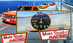 Moto stunt Racing screenshot 4/4