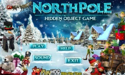 Free Hidden Object Games - Northpole screenshot 1/4