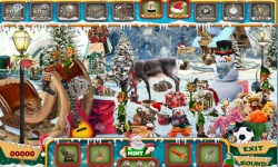 Free Hidden Object Games - Northpole screenshot 3/4
