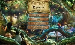 Free Hidden Object Game - Forest Escape screenshot 1/4