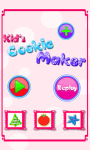 Kids Cookies Maker screenshot 1/5