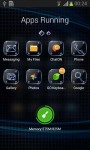 Go Launcher Black Theme screenshot 5/6