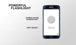 Powerful Tiny Flashlight screenshot 3/3