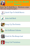 Quick Tips To Build Brawn screenshot 2/3