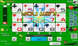 Poker Slots Machine screenshot 2/4