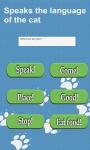 Cat Phrasebook Simulator screenshot 1/3