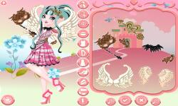 Thronecoming C A Cupid Dress Up screenshot 1/4
