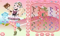 Thronecoming C A Cupid Dress Up screenshot 2/4