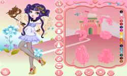 Thronecoming C A Cupid Dress Up screenshot 3/4