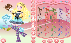 Thronecoming C A Cupid Dress Up screenshot 4/4
