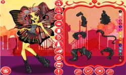 Monster High Luna Mothews screenshot 1/4