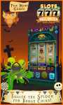 Halloween Slots : Trick or Treat screenshot 2/4