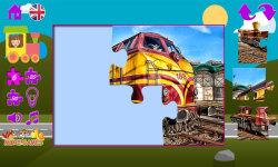 Train Puzzles screenshot 3/6