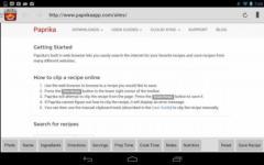 Paprika Recipe Manager master screenshot 1/6