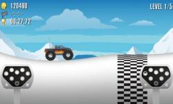Crazy Wheels Monster Trucks entire spectrum screenshot 2/6