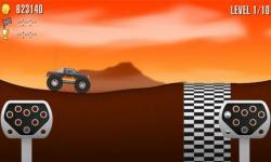 Crazy Wheels Monster Trucks entire spectrum screenshot 5/6