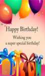 Birthday Card Editor-1 screenshot 2/4