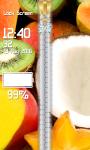 Fruit Zipper Lock Screen screenshot 5/6