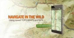 BackCountry Navigator TOPO GPS veritable screenshot 1/6