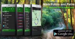 BackCountry Navigator TOPO GPS veritable screenshot 3/6