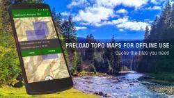 BackCountry Navigator TOPO GPS veritable screenshot 4/6