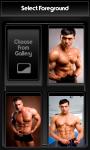 Gym Body Zipper Lock Screen screenshot 3/6