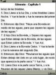 MoBible - Mobile Bible in Spanish screenshot 1/1