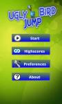 Ugly Bird Jump screenshot 1/6