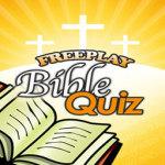 FreePlay Bible Quiz Lite screenshot 1/2