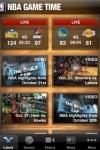 NBA Game Time screenshot 1/1