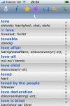 Danish English Dictionary & Translator screenshot 1/1