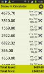 Discount Calci screenshot 5/5