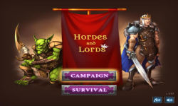Hordes and Lords screenshot 1/6