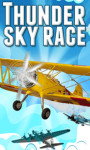 Thunder Sky Race - Free screenshot 1/4