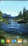 Ice Cold River Live Wallpaper screenshot 1/3