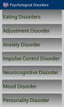 Common Psychological Disorders screenshot 1/3
