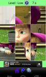 Masha And The Bear HD screenshot 4/5