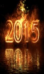 New Year2015 Live Wallpaper screenshot 1/3