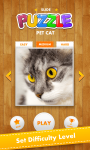 Puzzle Pet Cat screenshot 2/4